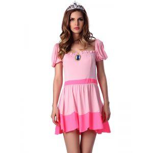 Sexy Princess Peach Oktoberfest Costume