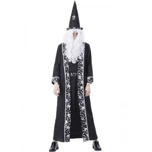 witches and wizards cape costume