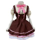 Adult French Maid Cosplay Costume