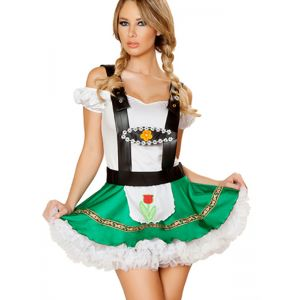 Sexy Service Beer Girl Costume