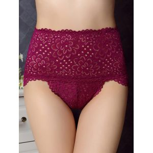12 Colors One Size high Rise Floral Panties