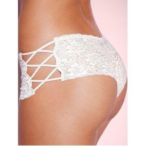 White M-3XL Lace Hot Sexy Panties