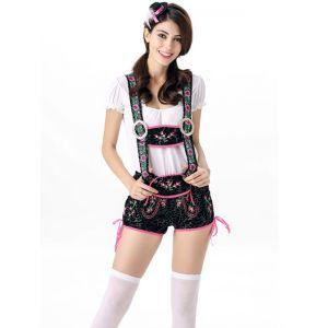 New Bavarian Beer Girl Costume