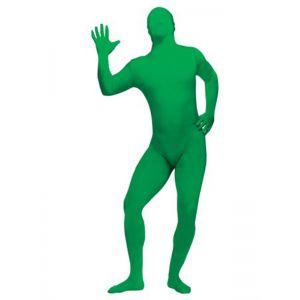 Green One Size Full Bodysuit Zentai Costume