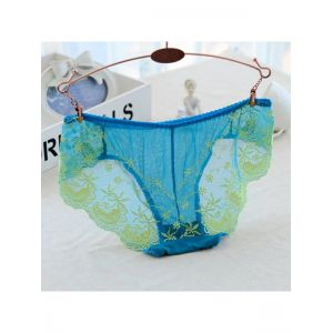 6 Colors One Size Lace Women Sexy Panties