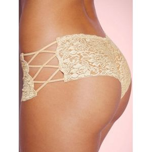 Apricot M-3XL Lace hot Sexy Panties