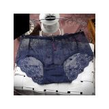 10 Colors M-XXL Sexy Women Lace Panties