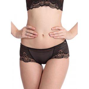 Black M-XXL Sexy Women Panties