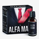 Drops to increase potency Alfa Man