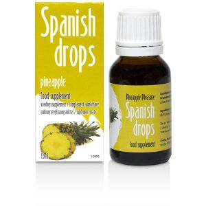 Drops exciting Spanish Pineapple Fudge Drops (15ml)