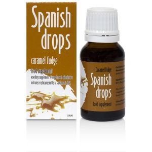 Drops exciting Spanish Caramel Fudge Drops (15ml)