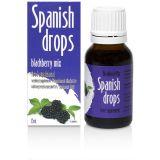 Возбуждающие капли Spanish Drops Blackberry Mix (15ml) по оптовой цене