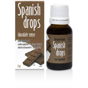 Drops exciting Spanish Sense Chocolate Drops (15ml)