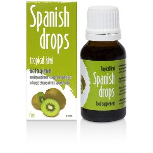 Drops exciting Spanish Tropical Kiwi Drops (15ml)