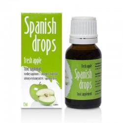Возбуждающие капли Spanish Drops Tropical Kiwi (15ml) по оптовой цене