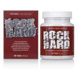 Препарат стимулирующий мужскую силу Rock Hard (30 tabs) WEST по оптовой цене