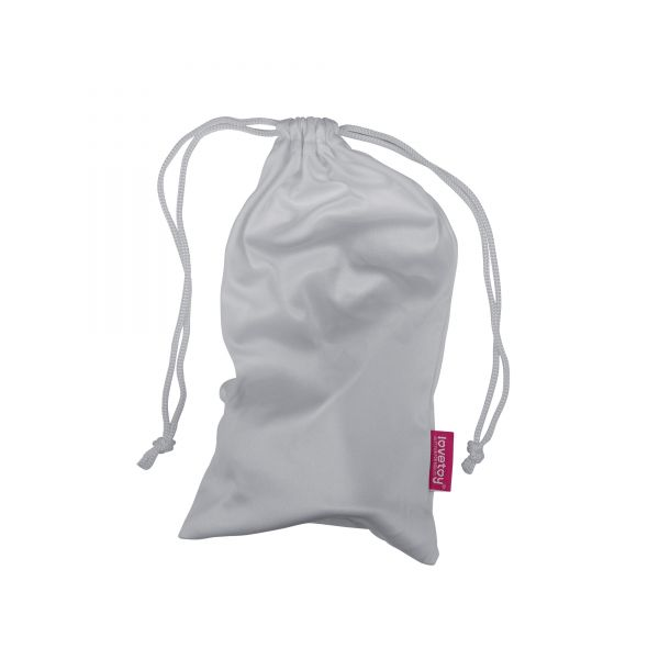 Pouch white for sex toys
