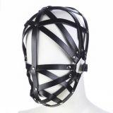 Leather Black bondage Hoods по оптовой цене