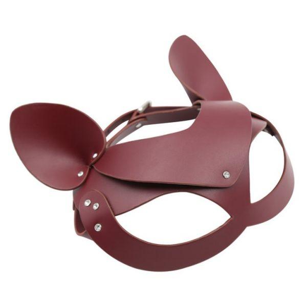 BDSM (БДСМ) - <? print Кожаная БДСМ маска лисы; ?>