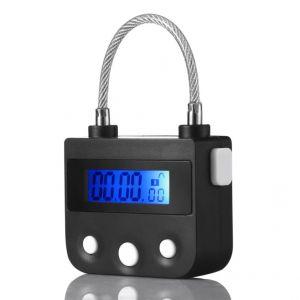 Электронная временная блокировка для поясов рабства и целомудрия