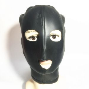 Neoprene Showing Mouth and Eyes hood