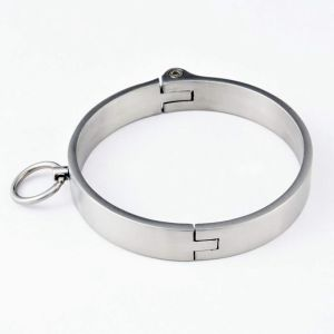 Stainless Steel New Style Females Collar