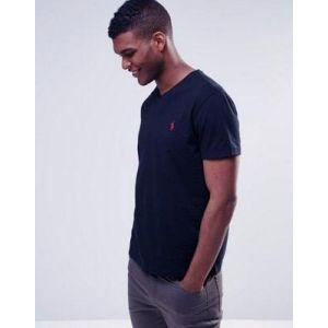 РАСПРОДАЖА! Мужская синяя футболка Polo Ralph Lauren