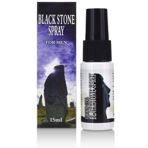 Spray prolonging orgasm Black Stone Spray (15ml)