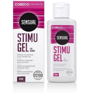 Gel with tingling effect Cobeco Intimate Stimu Gel Women (85ml)