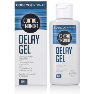 Gel to delay ejaculation Cobeco Intimate Delay Gel Men (85ml)