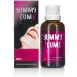 Капли стимулирующие увеличение спермы Yummy Cum Drops (30ml) -