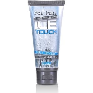 Stimulating cream with tingling effect of Ice Touch (80ml)