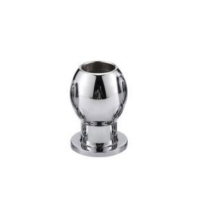 hollow Aluminum Anal Plug - M