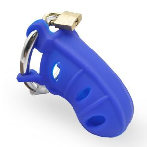 Male Silicone Chastity Cage