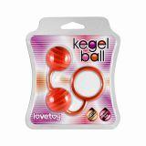Мячики кегли оранжевые Kegel Ball по оптовой цене