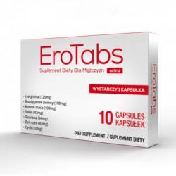 Таблетки для потенции Ero Tabs - 10 capsules -