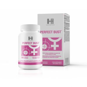 Product for breast enlargement Perfect Bust - 90 capsules