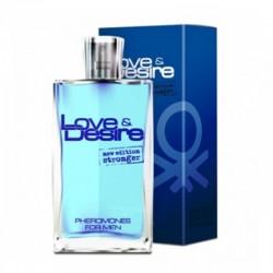 Феромоны для мужчин Love & Desire for him - 50 ml по оптовой цене