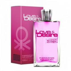 Феромоны для женщин Love & Desire woman - 100ml по оптовой цене