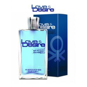 Феромоны для мужчин Love & Desire for him - 100ml