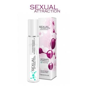 Pheromones sexual attraction Sexual Attraction Pheromones woman - 15ml