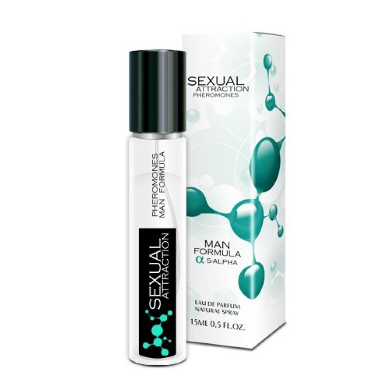 Pheromones sexual attraction Sexual Attraction Pheromones man 15ml