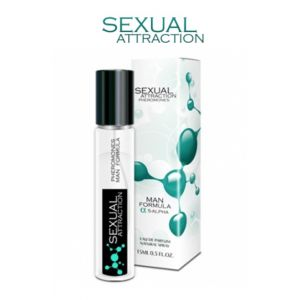 Pheromones sexual attraction Sexual Attraction Pheromones man 15ml