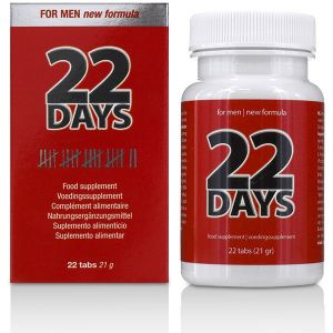 Drug for penis enlargement 22 days 22 Days Penis Extention (tab 22)