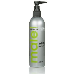 Water white lubricant Cobeco MALE White Lubricant (250ml)