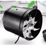 РАСПРОДАЖА! Вентилятор вытяжной черный 1080 m3/h (150мм) по оптовой цене