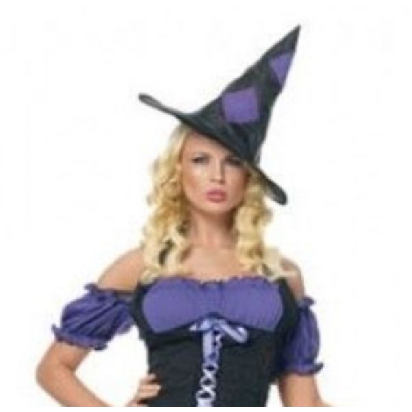 РАСПРОДАЖА! Шляпа колпак ведьмы на Хеллоуин