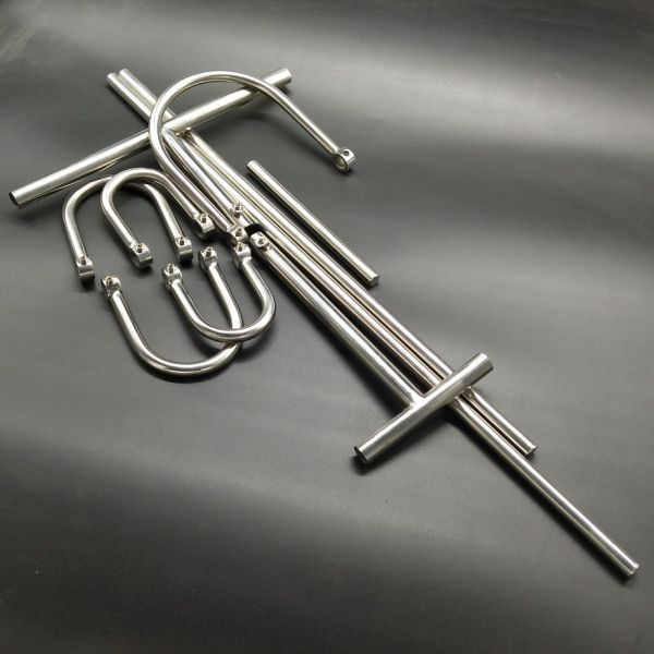BDSM (БДСМ) - <? print DIY Female Hand Foot Neck Fixed Handcuffs; ?>