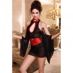 halloween Costume-Geisha