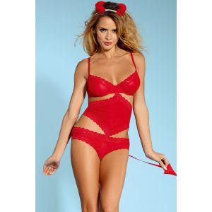 Lingerie-sexy - Devil costume - СВЕЖИЕ ПОСТУПЛЕНИЯ!
